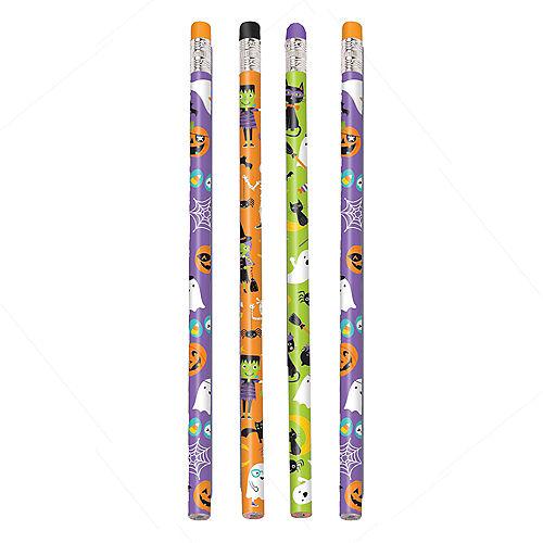 Halloween Friends Pencils, 12ct Image #1