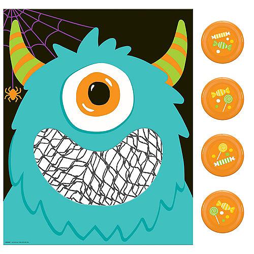 Monster Flying Disc Toss Game Image #1