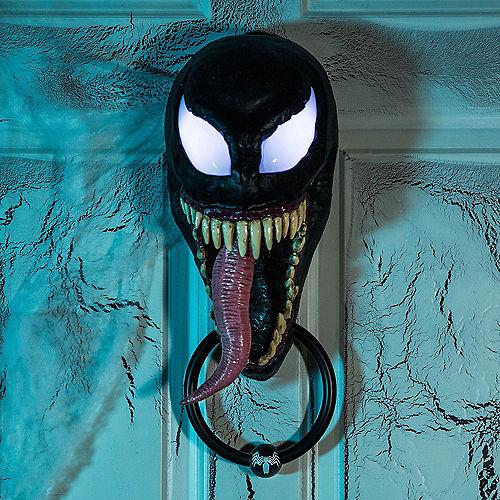 Animated Venom Door Knocker Image #1