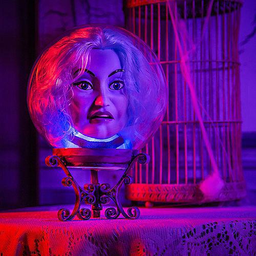 Animated Madame Leota Crystal Ball - Disney Haunted Mansion Image #1