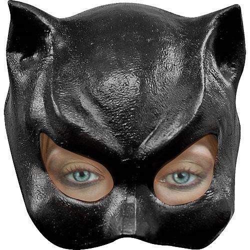 Black Cat Girl Mask Image #1
