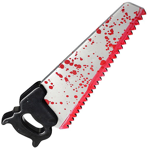 Bloody Horror Saw Image #1