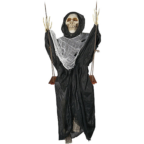 Cloaked Reaper on a Swing Image #1