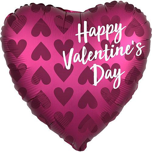 Pink Valentine's Day Heart Balloon Kit Image #4