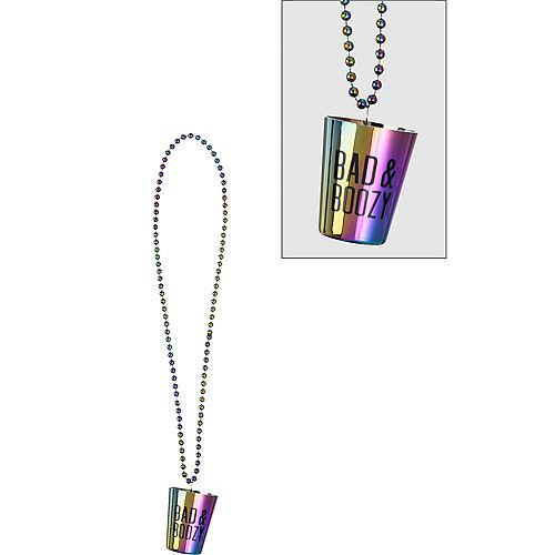 Finally 21 Bad & Boozy Shot Glass Necklace Image #1