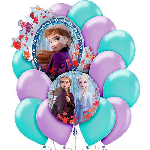 Frozen 2 Foil & Latex Balloon Kit Image #1