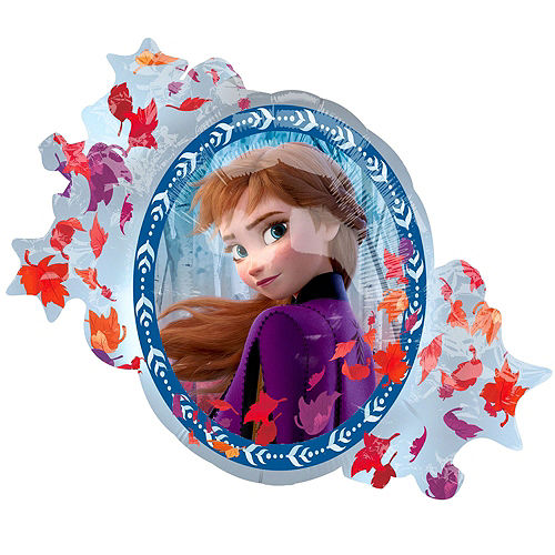 Frozen 2 Foil & Latex Balloon Kit Image #5
