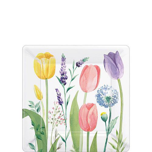 Tulip Garden Tableware Kit for 32 Guests Image #2