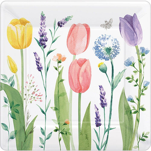 Tulip Garden Tableware Kit for 32 Guests Image #3