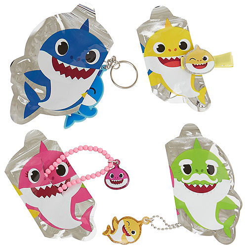 Baby Shark Mystery Pack 4pc Image #2