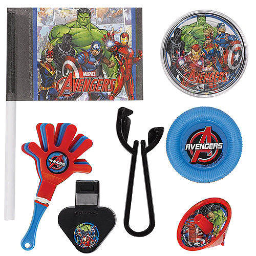 Marvel Powers Unite Party Favor Kit for 8 Guests Image #3