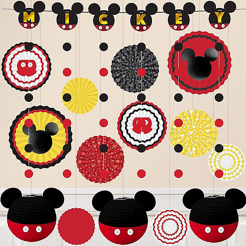 Mickey Mouse Forever Room Decorating Kit Image #1