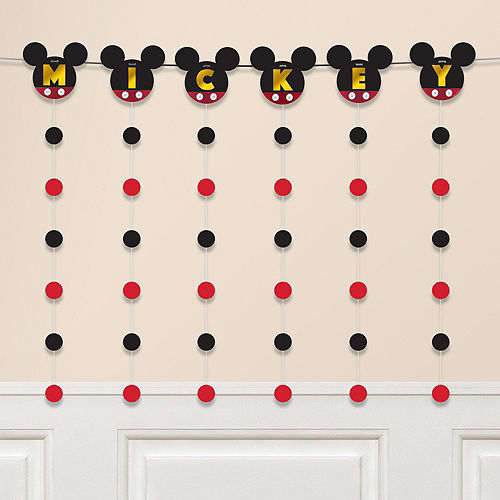 Mickey Mouse Forever Room Decorating Kit Image #3