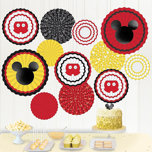 Mickey Mouse Forever Room Decorating Kit Image #4