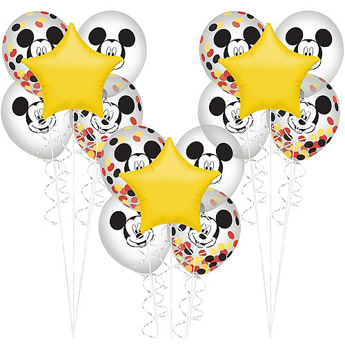 Mickey Mouse Forever Balloon Bouquet Kit Image #1