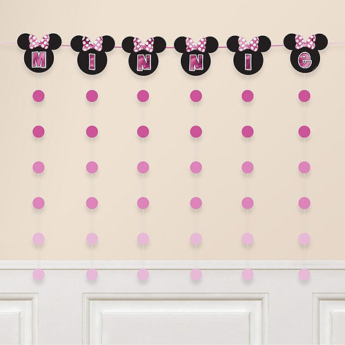 Minnie Mouse Forever Ultimate Tableware Kit for 16 Guests Image #16