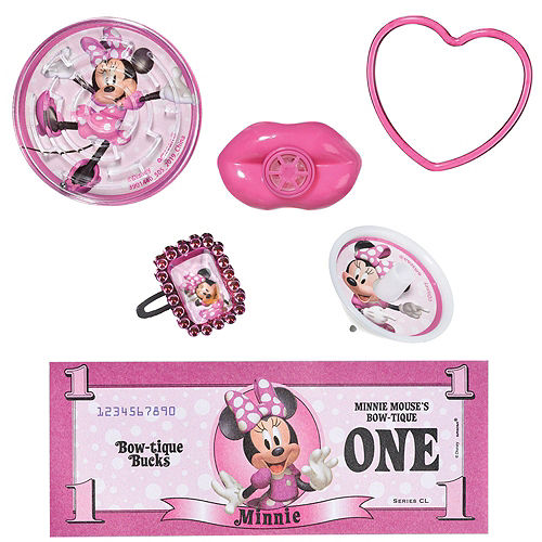 Minnie Mouse Forever Party Favor Kit for 8 Guests Image #2