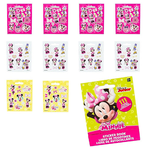 Minnie Mouse Forever Party Favor Kit for 8 Guests Image #4