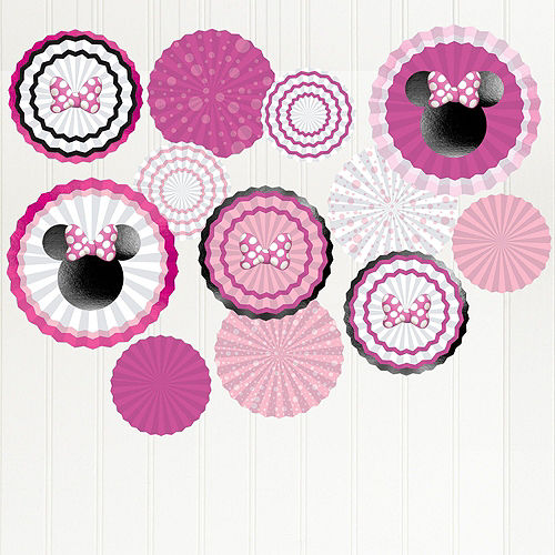 Minnie Mouse Forever Room Decorating Kit Image #4