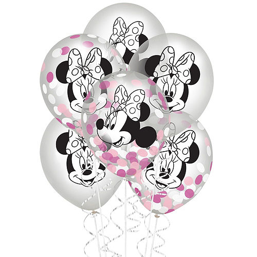 Minnie Mouse Forever Balloon Bouquet Kit Image #4