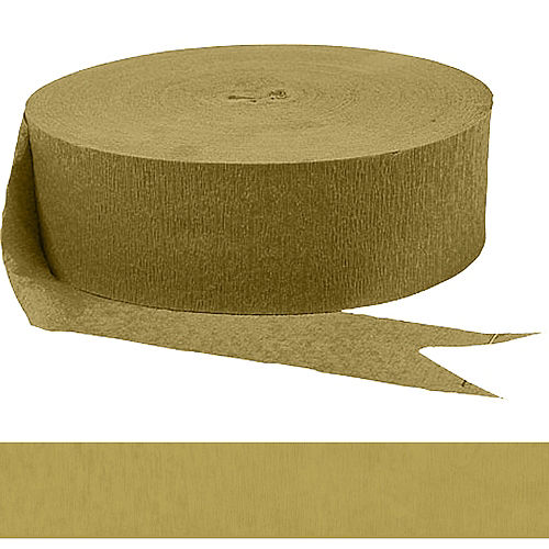 Gold Streamer Image #1