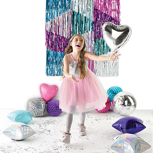 Sparkle Fringe Backdrop Image #1