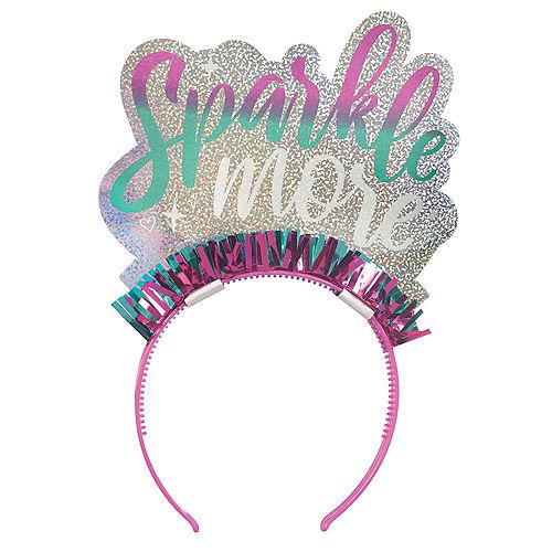 Prismatic Sparkle Headband Image #1