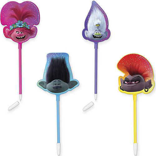 Trolls World Tour Ultimate Party Favor Kit for 8 Guests Image #5