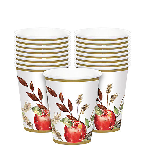 Grateful Day Cups, 9oz, 18ct Image #1