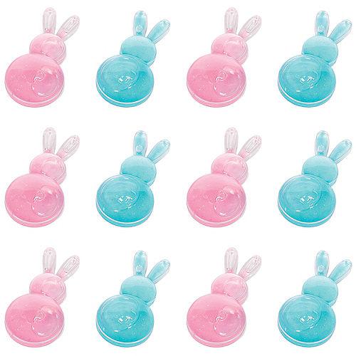 Glitter Bunny Putty 12ct Image #1