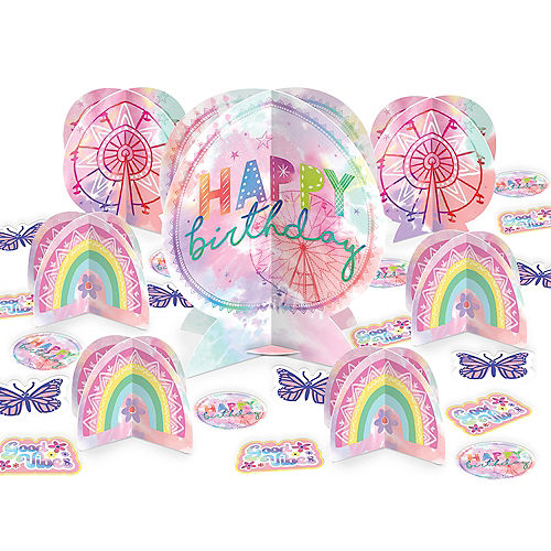 Girl-Chella Table Decorating Kit, 31pc Image #1
