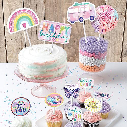 Girl-Chella Dessert Decorating Kit, 12pc Image #1
