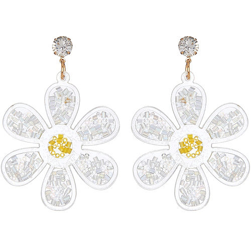 Daisy Earrings Image #1