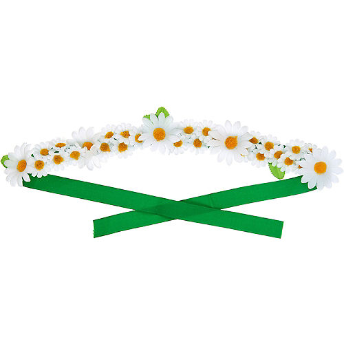 Daisy Flower Crown Image #1