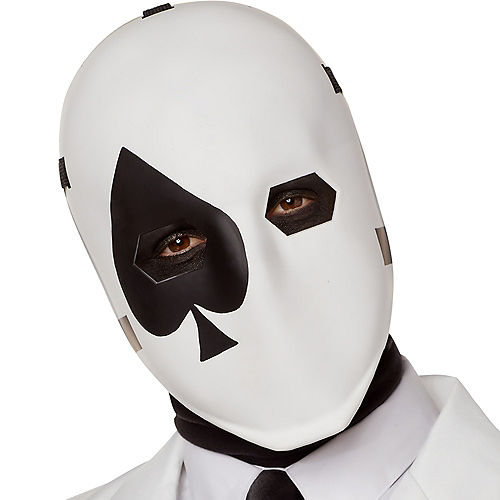 High Stakes Spade Face Mask - Fortnite Image #1