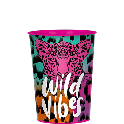 Wild Child Birthday Tableware Kit for 8 Guests Image #6