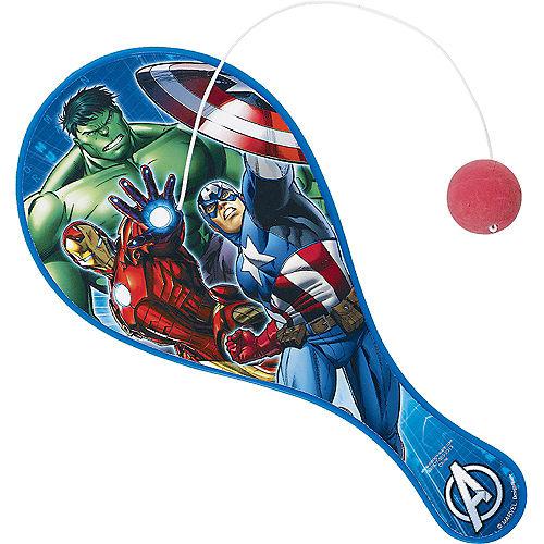 Avengers Paddle Balls 12ct Image #1