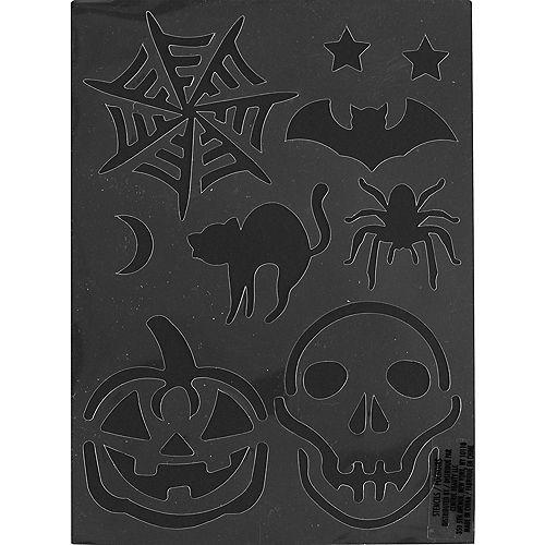 Halloween Stencil & Tattoo Marker Set Image #3