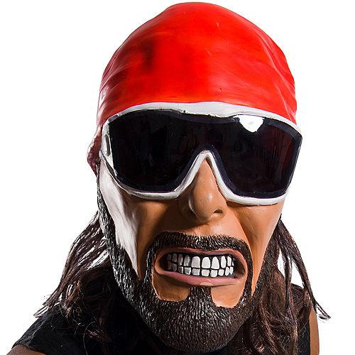 Macho Man Randy Savage Face Mask - WWE Image #1