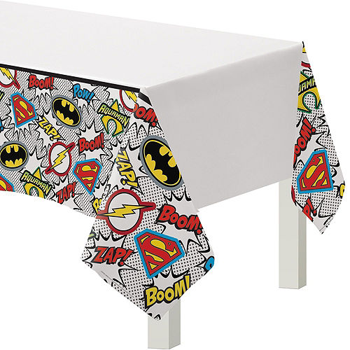 Justice League Heroes Unite The Flash Tableware Kit for 8 Guests Image #7