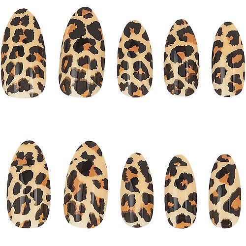 Leopard Print Nails, 24ct Image #1