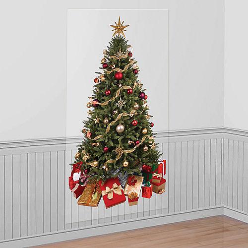 Christmas Tree Scene Setter Add-On Image #1