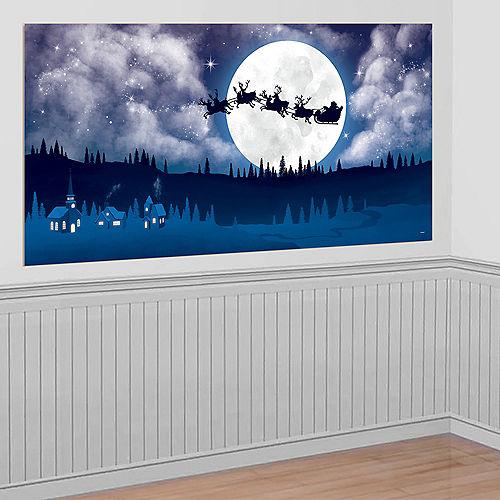 Santa's Sleigh Scene Setter Add-On Image #1