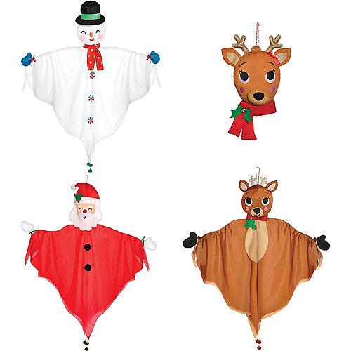 Christmas Pals Porch Decorating Kit Image #1