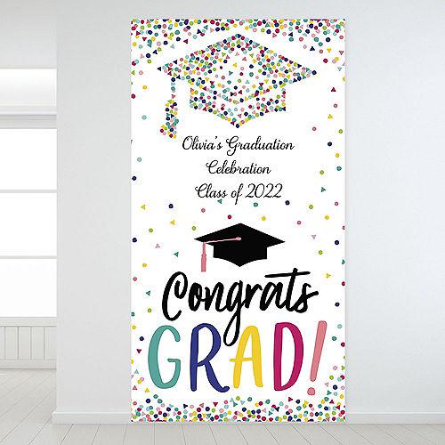 Custom Yay Grad Backdrop Image #1