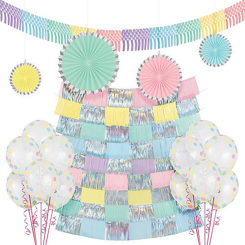 Pretty Pastel Decorating Kit Image #1