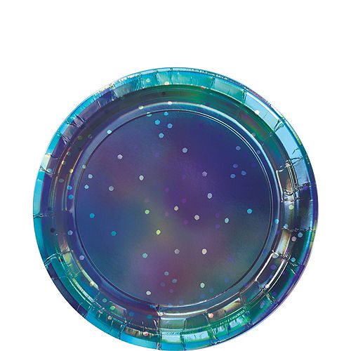 Sparkling Sapphire Tableware Kit for 16 Guests Image #3