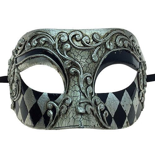 Theatre Phantom Mask Image #1