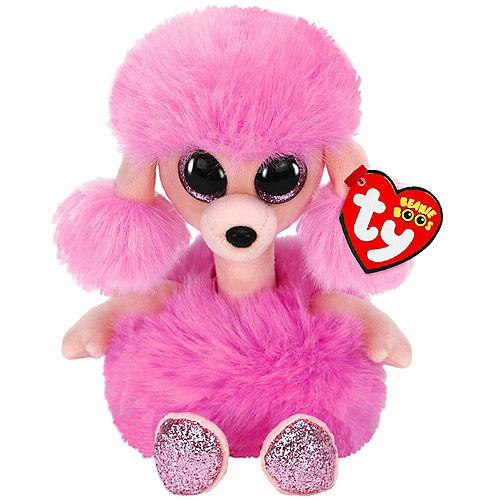 Camilla Beanie Boos Pink Poodle Plush Image #1