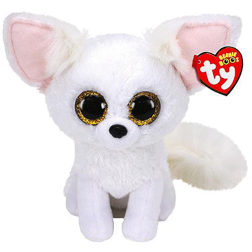 Phoenix Beanie Boos White Fox Plush Image #1